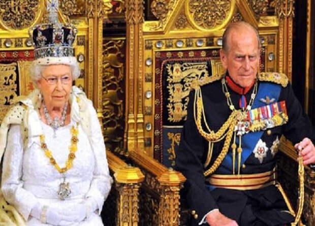 Темные пятна богатства королевской семьи Виндзоров