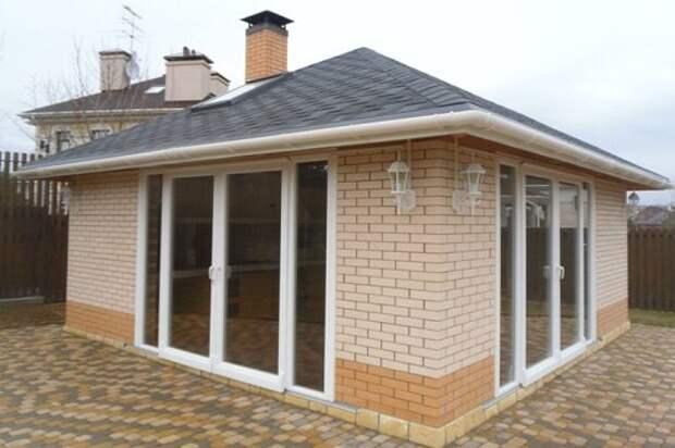 Утепленное строение можно использовать круглогодично