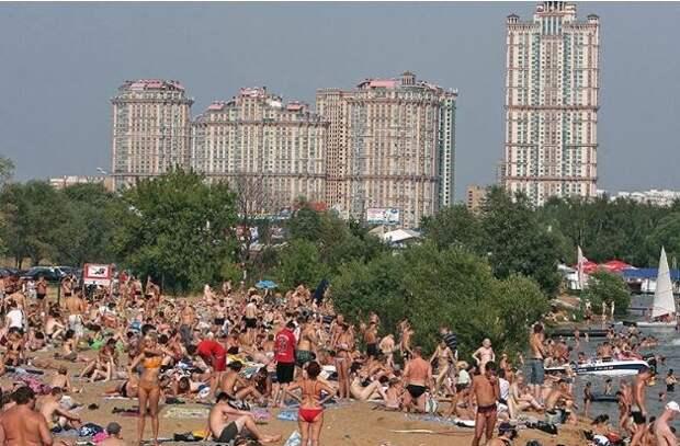 Синоптики рассказали о повторе аномальной жары 2010 года