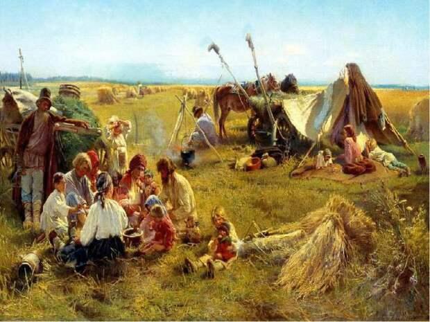 Русская крестьянская община, которую мы потеряли…