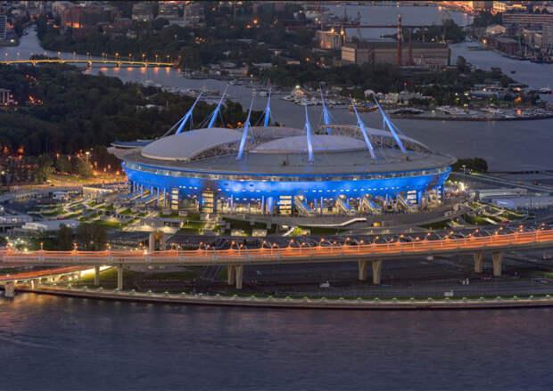 Гендиректор «Газпром Арены» - о стадионе: Невозможно говорить о том, что там все гармонично, красиво и продуманно