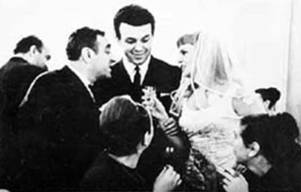 Вероника Круглова и Иосиф Кобзон