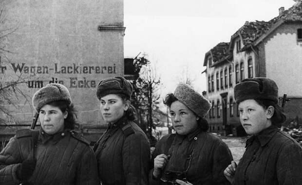 Советские женщины-снайперы, которых нацисты боялись как огня