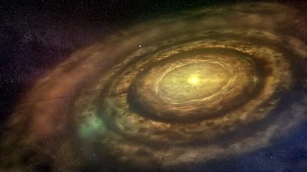 Древнейший метеорит показал, как зародилась Солнечная система