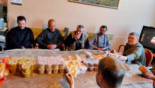 Предприятие Подольска будет предоставлять обеды жителям дома трудолюбия «Ной»