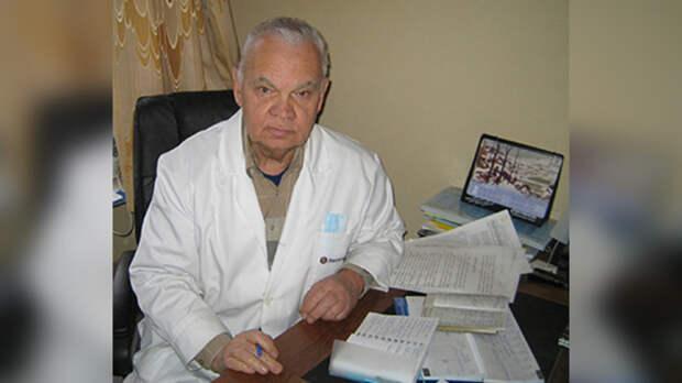 В Ростове-на-Дону умер детский хирург и профессор Геннадий Чепурной