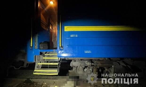В Одессе поезд сбил мужчину