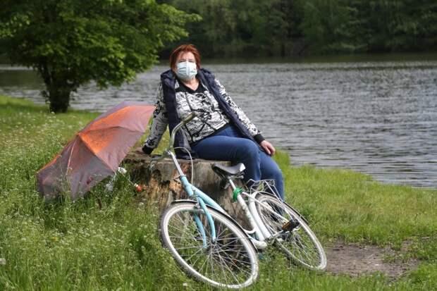 Привал на велопрогулке/Артур Новосильцев, «Юго-Восточный курьер»