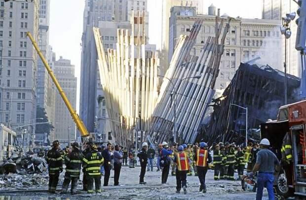 Дедушка Байден всё же решился сказать, что башни-близнецы были подорваны спецслужбами США?