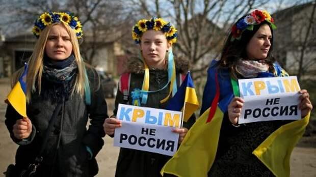 Вместе с Украиной в Крым «вернётся жизнь»