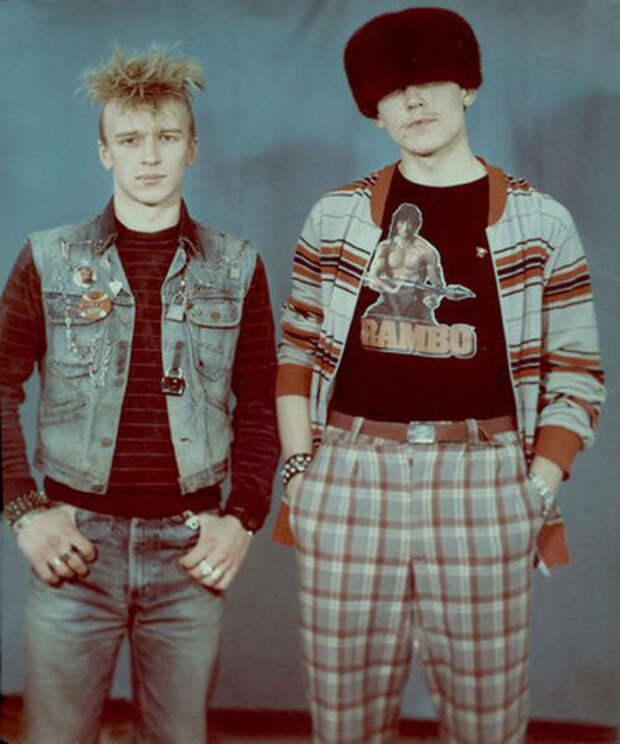 Неформальная молодёжь СССР СССР, интересное, история, молодёжь, ностальгия, рок, фото