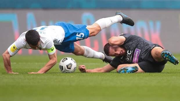 Футболисты «Сочи» в матче с ЦСКА показали свой 2-й результат в РПЛ по ударам в створ