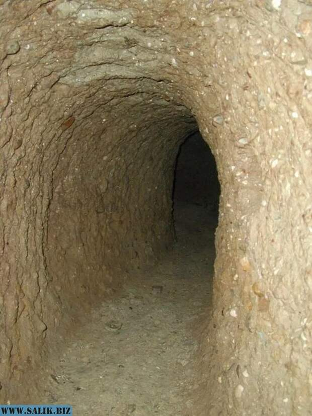 Километры древних тоннелей под землей - Кто их создавал и для чего?