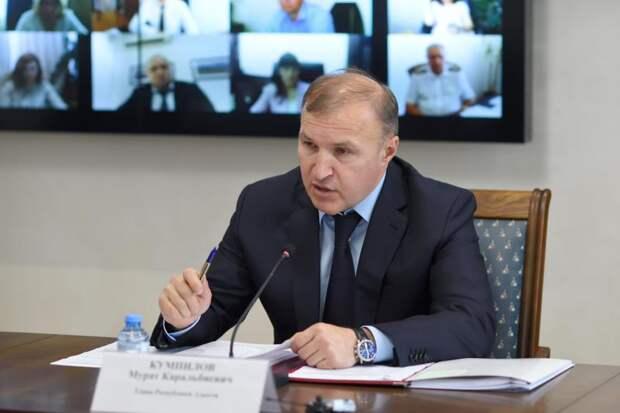Глава Адыгеи провел заседание Комиссии по противодействию коррупции в республике