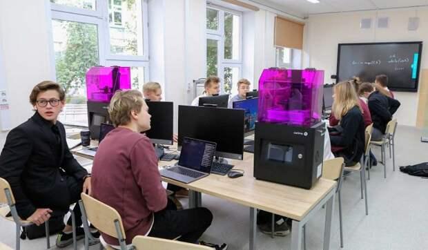Москва стала одним из мировых лидеров по оснащенности школ цифровой инфраструктурой