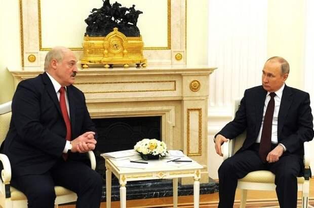 Путин заявил, что России и Белоруссии еще есть о чем договариваться