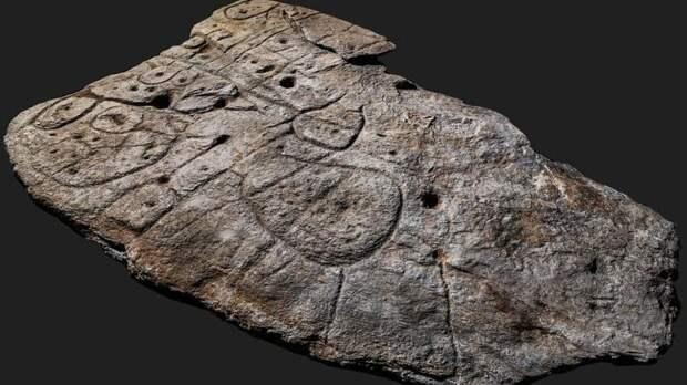 Учёные обнаружили в своих архивах карту Европы возрастом в 4000 лет