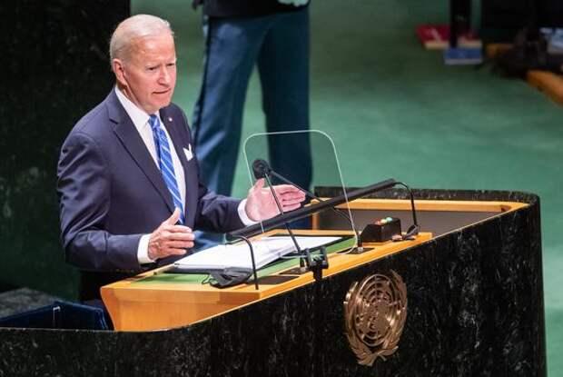Байден заявил об отсутствии у США стремления к развязке холодной войны