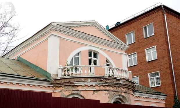 Собственников исторических зданий в Удмуртии предложили освободить от налога на имущество