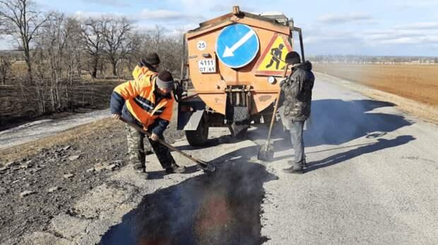 Минтранс Ростовской области готовится капитально отремонтировать 12 дорог