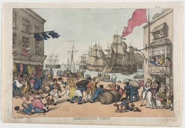 История корабля «Леди Джулиана»: как заключенные женщины создавали колонию в Австралии