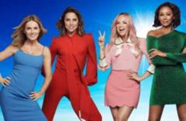 Фанаты критикуют концерты Spice Girls