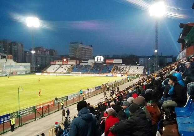 «Томь» на выезде сыграла вничью со «СКА-Хабаровск», продлив беспроигрышную серию до 7 матчей