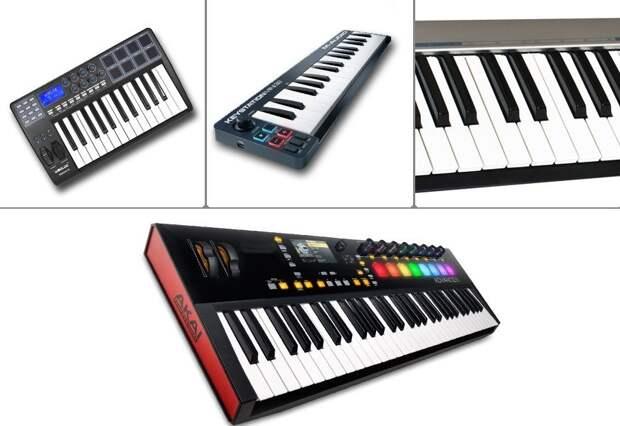 клавиатуры миди