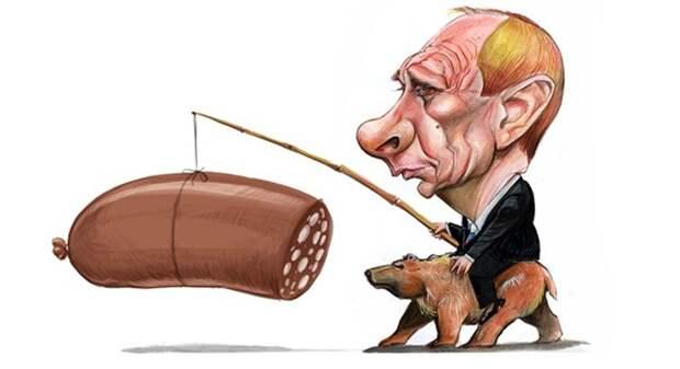До чего Путин страну довёл