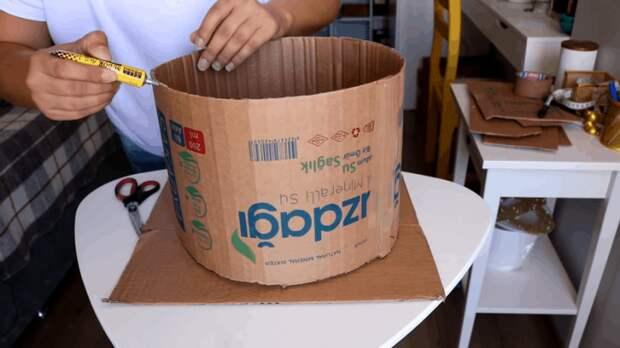 Нужная вещь из обычной коробки