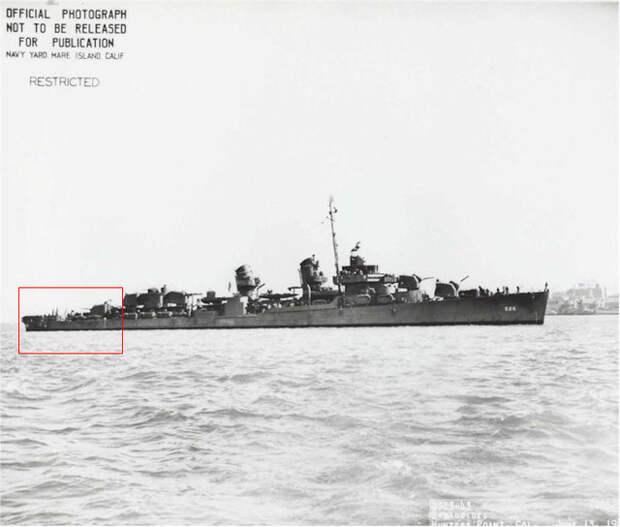 Пропавший 70 лет назад корабль нашли в океане у Аляски