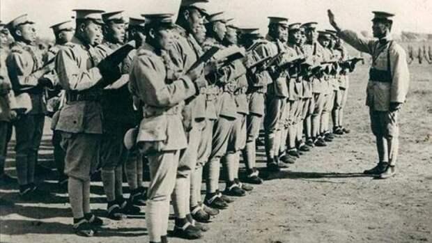 Как советские военные создали современную армию Китая