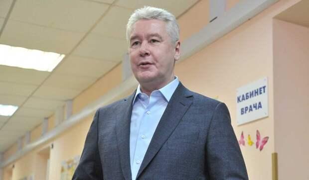 Собянин назвал невозможным ослабление ограничений в Москве