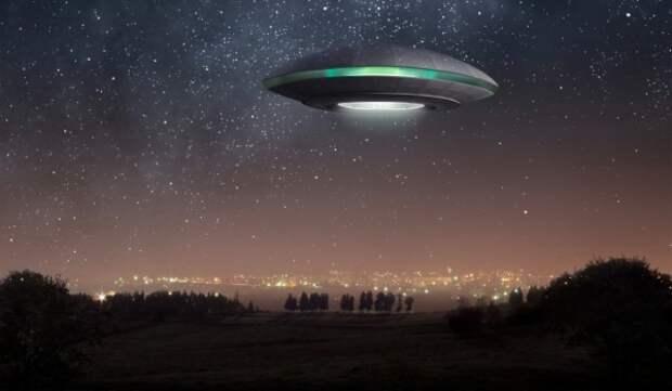 Единственная в истории атака НЛО на Россию