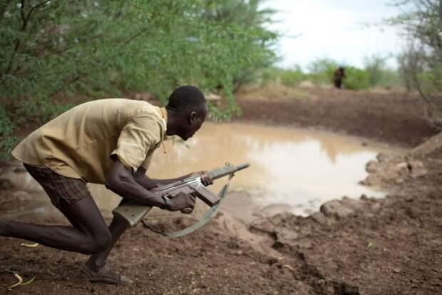 Вооруженные конфликты за воду - уже привычное дело для Африки