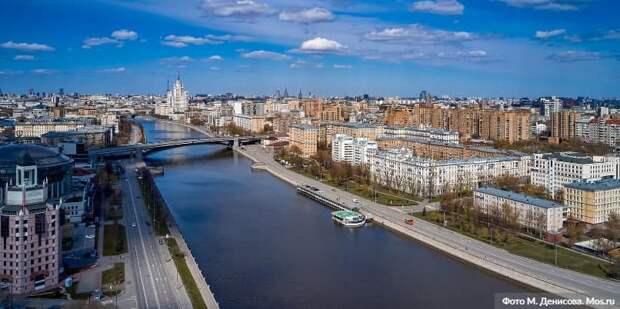 Столица продолжает реализацию проектов по улучшению окружающей среды