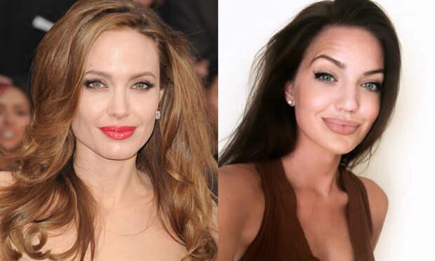 """Картинки по запросу """"Клоны Пугачевой, Джоли и еще 8 двойников знаменитостей"""""""
