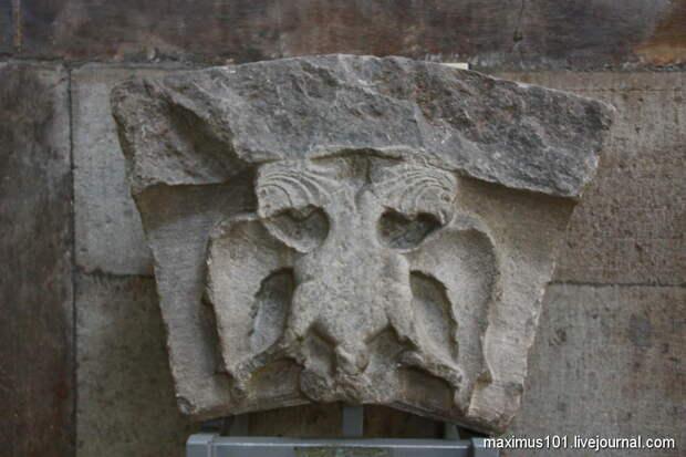 Каменная резьба Сельджукского султаната