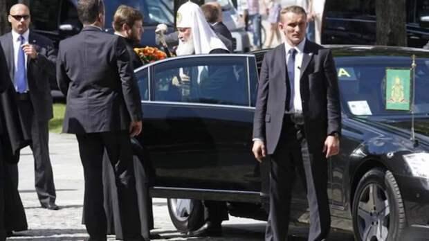 На каких автомобилях нужно ездить духовенству?