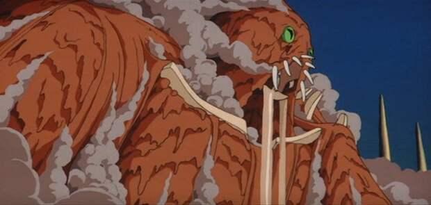 """Интересные факты о мультфильме Миядзаки """"Навсикая из долины ветров"""", 1984 год."""