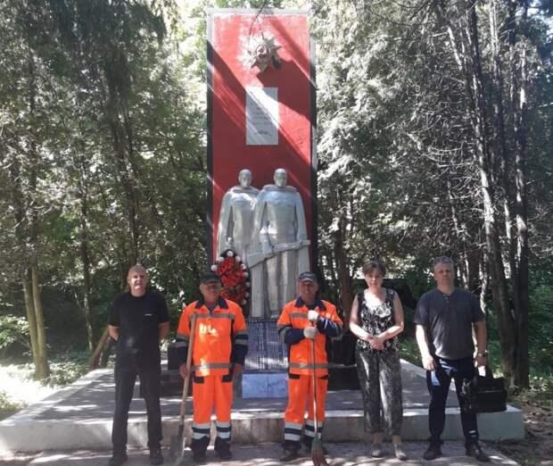 Мемориально-патронатная акция ко Дню памяти и скорби прошла в Черкизове