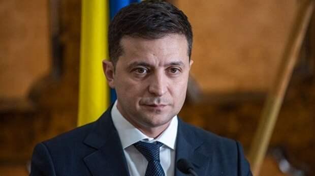 Президенту Украины хотели устроить «коридор позора»