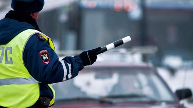 ГИБДД получит право изымать документы на автомобиль при выявлении нарушений