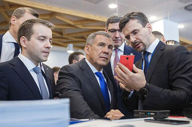 В России разработали смартфон с двумя операционными системами