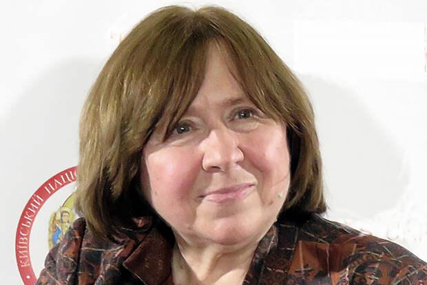 Зачем Светлана Алексиевич создает женское издательство