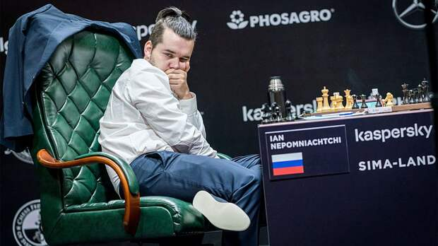 Дворкович: «Непомнящий точно не боится Карлсена»