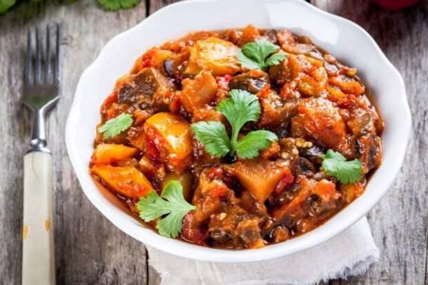Рагу с мясом по-боснийски. Рецепт боснийских и герцеговинских народов с овощами и зеленью 1