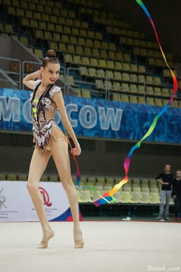 Российские гимнастки