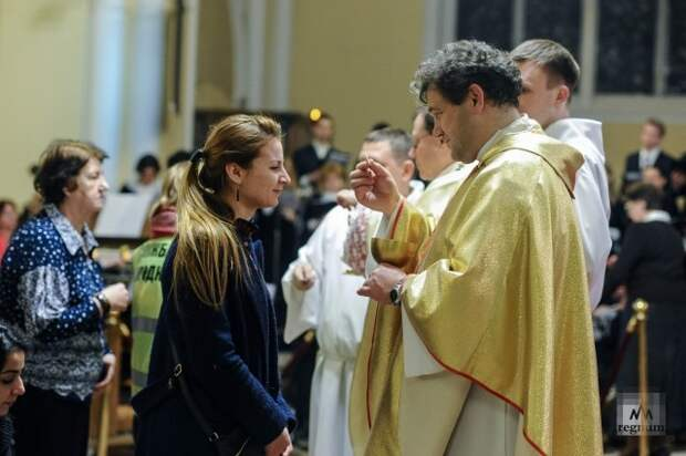 Александр Халдей. Легко ли быть католиком?