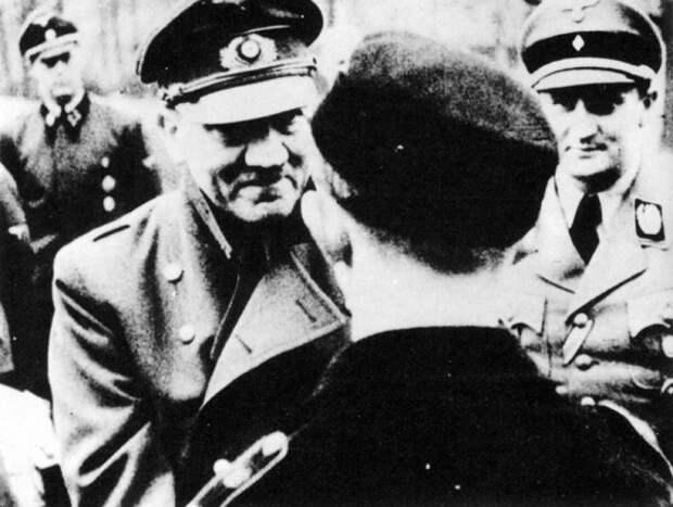 Антарктический вояж Гитлера